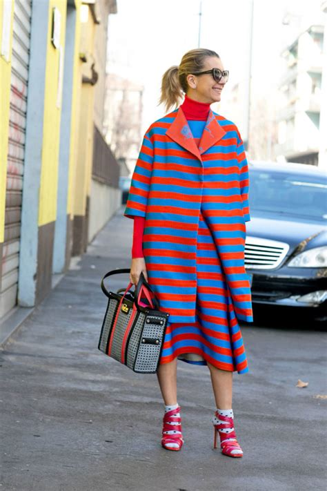 Stripes More Stripes Are The Stylish Answer To All Well Many Of Lifes Problems This Winter Fashiontribes Fashion by Stripes Style 03 Rise