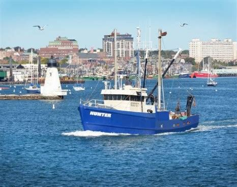 fishing boat off nantucket coast guard rescues fishing boat off nantucket