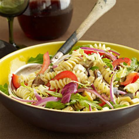 balsamic garden pasta salad rachael ray  day