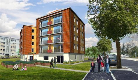 cooperative housing french retirees build ecological cooperative housing springwise