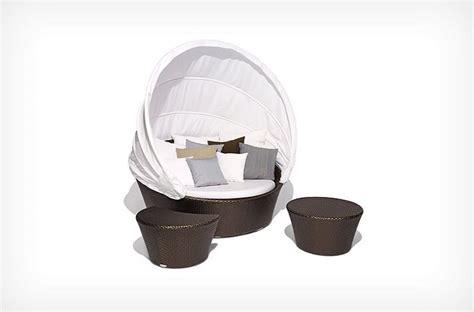 dedon orbit lounger modern outdoor furniture