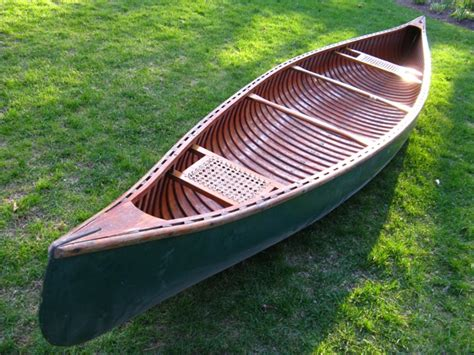 pluut platbodem wood canvas canoes general canoeguy s blog
