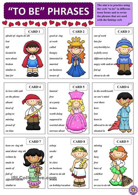 verb    learn grammar verb worksheets esl