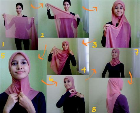 youtube cara pakai shawl terkini cara pakai selendang terkini newhairstylesformen2014 com
