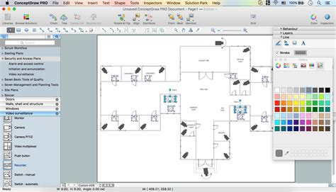 visio flip visio rotate page best free home design idea