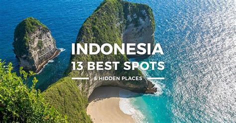 top  indonesia tourist spots places  visit travel