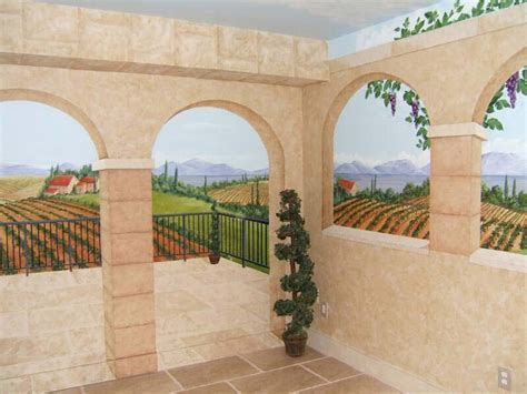 painted wall mural 3d design painted wall murals decor homescorner