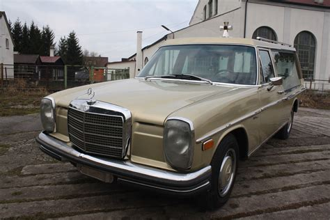 funeral coach for sale 1972 mercedes 250 funeral coach hearse w115 for sale
