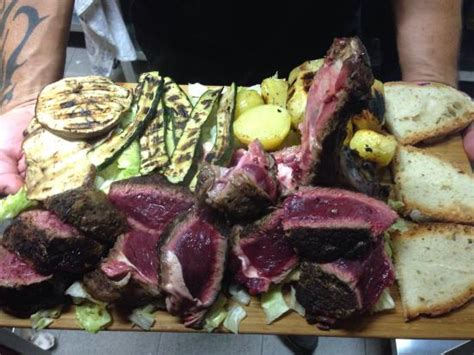 best steak in florence best florentine steak in florence i tuscani florence