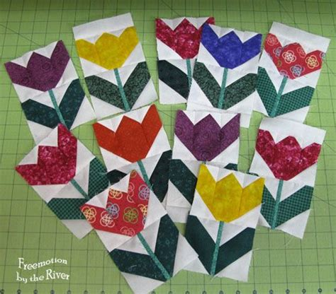 Free Tulip Quilt Block Pattern by Pin By Catarina Schuquel On Free Quilt Patterns