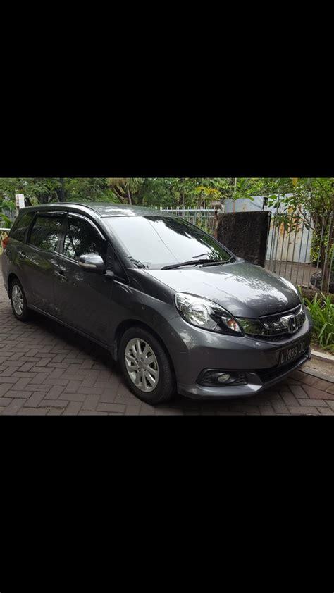 Honda Mobilio E Cvt honda mobilio 2014 e cvt istimewa mobilbekas