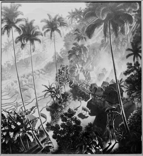 The Birth Of The Karya I J Satyabudi file collectie tropenmuseum het schilderij iseh im