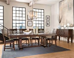 Used Dining Room Table And Chairs trestle dining table dining room endearing dining room decoration