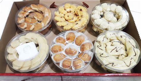 Paket Lebaran Medium Hadiah Lebaran Kado jual paket lebaran kue kering monasari parcel bingkisan idul fitri murah topsoul