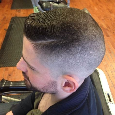 haircut at chicago oldschoolbarber tryin to make princeton s the cut of the