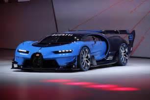 Bugatti Veyron Gran Turismo Price Frankfurt 2015 Bugatti Vision Gran Turismo Gtspirit