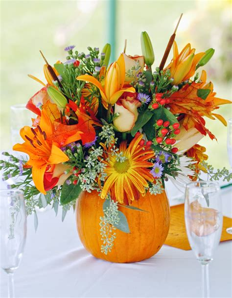 Fall Flower Arrangements Wedding by Fall Wedding Flower Centerpieces Wedding Stuff Ideas