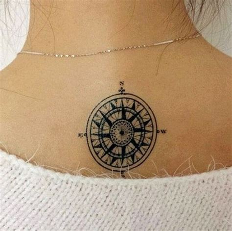 30 best compass tattoos designs and ideas designlint
