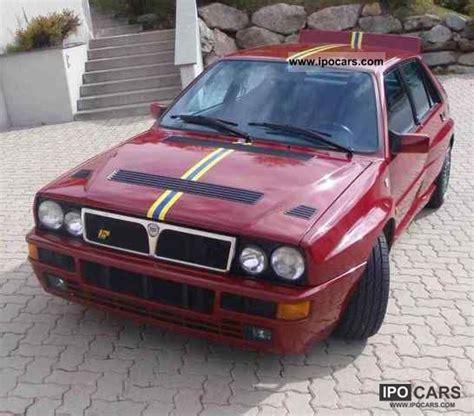 Lancia Delta Integrale Specs 1994 Lancia Delta Hf Integrale Evo 2 Car Photo And Specs