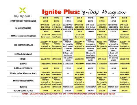 xyngular 8 day challenge cost xyngular diet plan diet plan