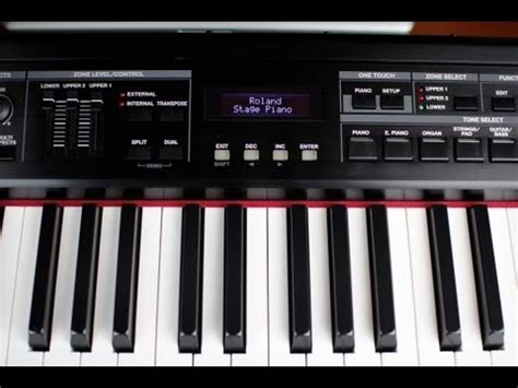 Keyboard Roland Rd 300gx roland rd 300gx digital piano 88 weighted for sale in