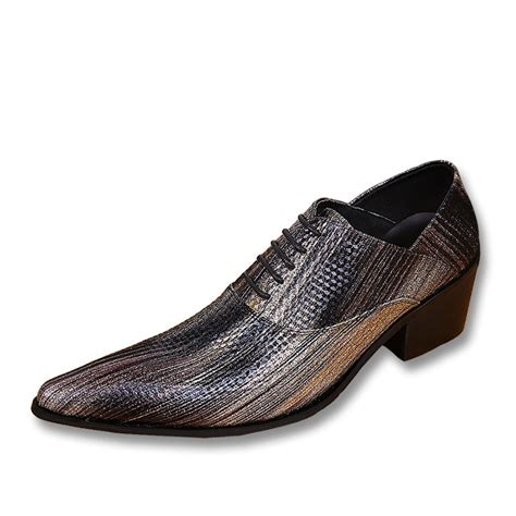 leather printed oxford dress shoes cw752243