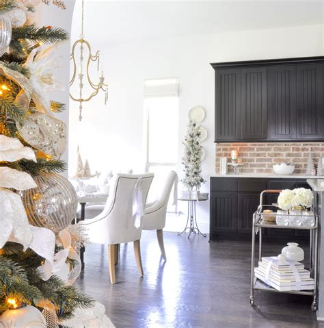 simply home decorating simply christmas home tour featuring decor gold designs