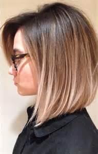 hair color ideas medium length gallery