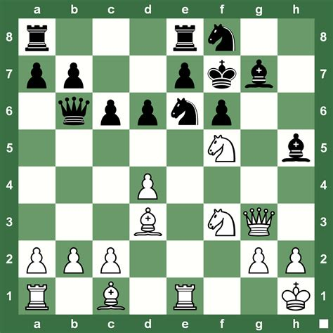 chess best move middle chess puzzle what s white s best move