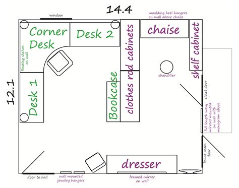 craft room floor plans the handcrafted life room planning home office craft