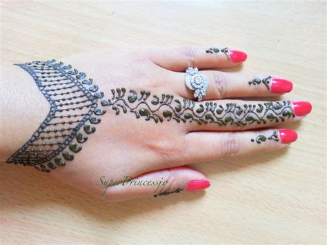 simple henna mehendi designs step by step tutorial s