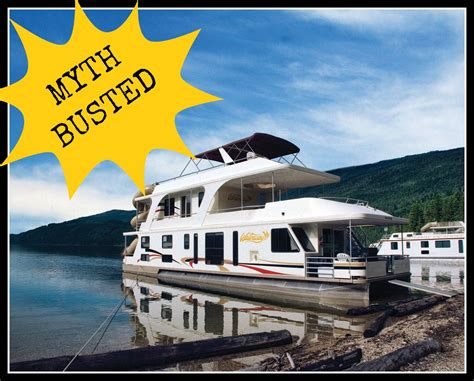 house boating houseboating myths busted
