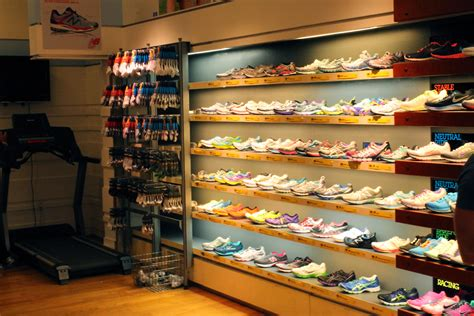 athletic shoe stores nyc getting the proper running shoes frolic through