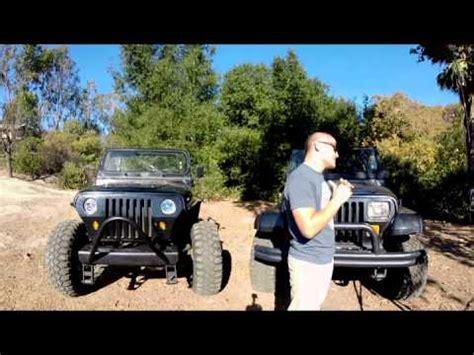 Jeep Yj Headlight Conversion Yj Headlight Conversion