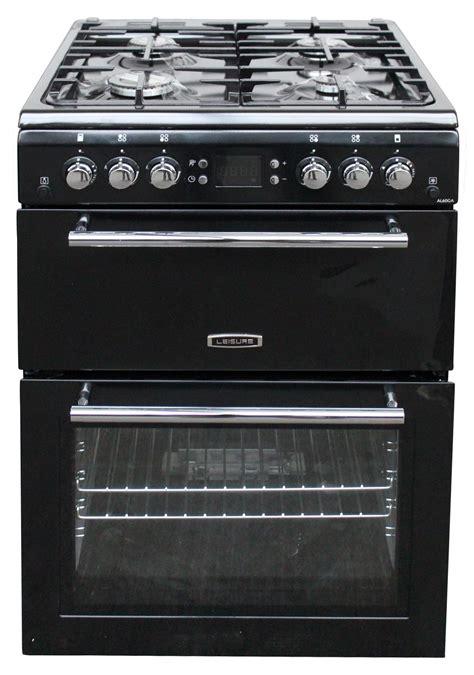 Oven Gas Ukuran 60 Cm leisure 60cm gas cooker al60gak oven black 1987 ebay