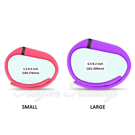 Replacement Wrist Band For Fitbit Flex   Clasp Small Large Size (No Tracker)   eBay