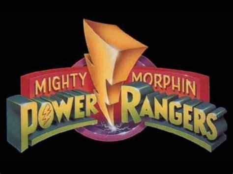 theme songs power rangers original mighty morphin power rangers theme song youtube