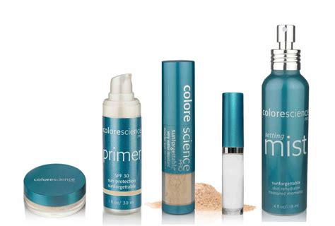 colorescience mineral makeup beleza medspa