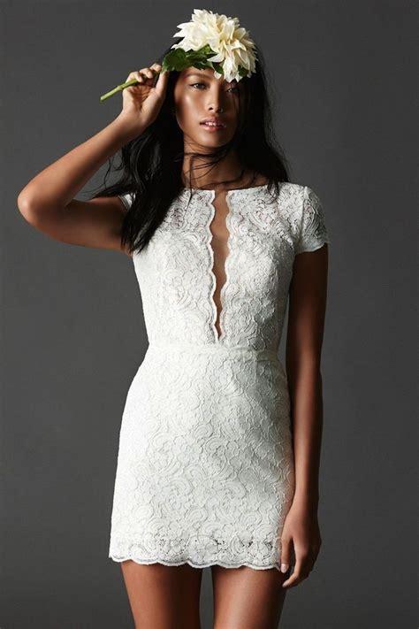 Best 25  Short white dresses ideas on Pinterest   White