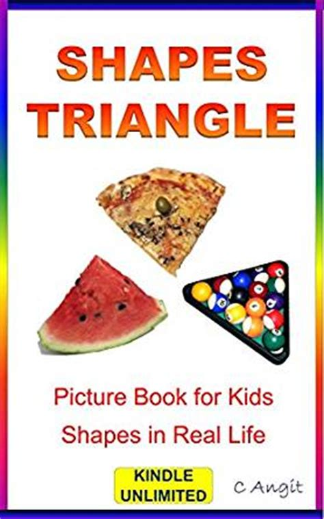 picture books about shapes shapes triangle shapes picture book for math in