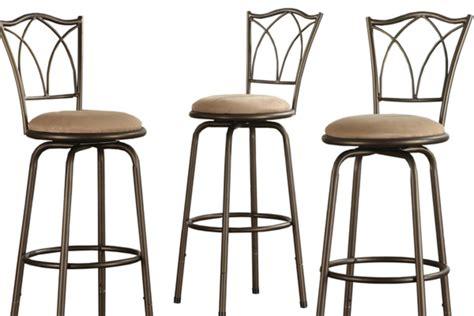 zephyr adjustable height back bar stool