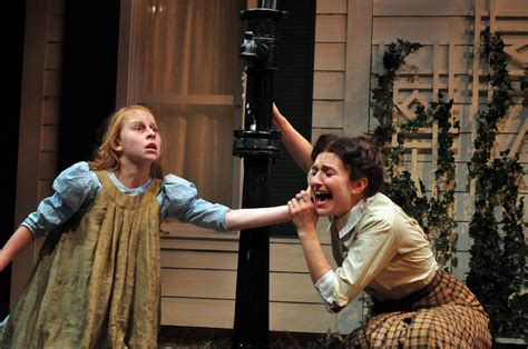 The Miracle Worker Firm To Caption Indiana Repertory Theatre S The Miracle Worker