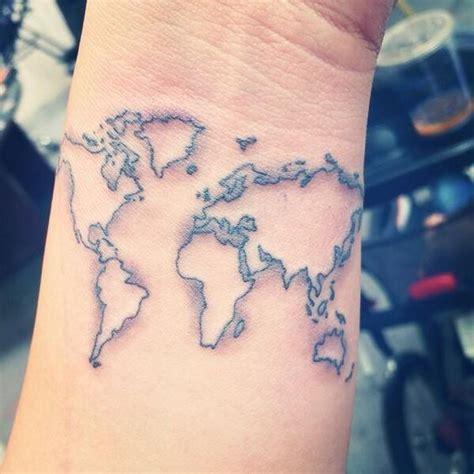 world wrist tattoo world on wrist designs ideas and meaning tattoos