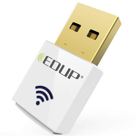 Adapter Wifi Usb 802 11n 150mbps Edup Mini Ep N8508 wireless mini dual band wi fi usb mini adapter ac 600mbps