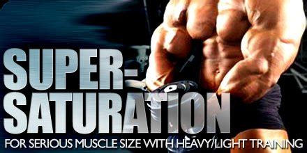 bodybuilding mass gain programs articles super saturation for serious muscle size with heavy light