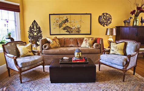 Glamorous Homes Interiors by 9 Exciting Techniques To Use Yellow In Your Residing Area