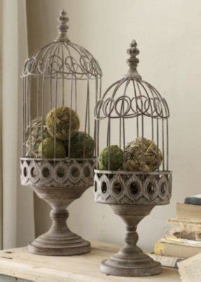 bird cage table foter
