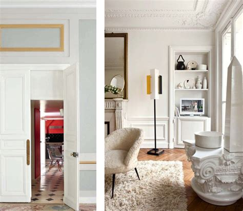 Home Tour :: Modern Neutrals in a Paris Apartment   coco kelley coco kelley