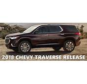New 2018 Chevy Traverse Release Date  At Muzi Serving Boston