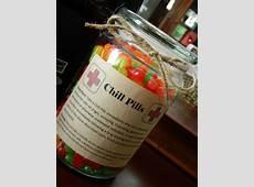 Novelty 24 oz Bottle of Chill Pills Gag Gift for by scripturegifts